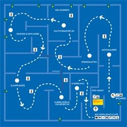 Cours et cas merchandising interfaces merchandising igor for Ikea location emplacement